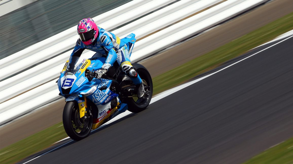 JOHNSTON AND ASHCOURT RACING IMPRESS AT SILVERSTONE
