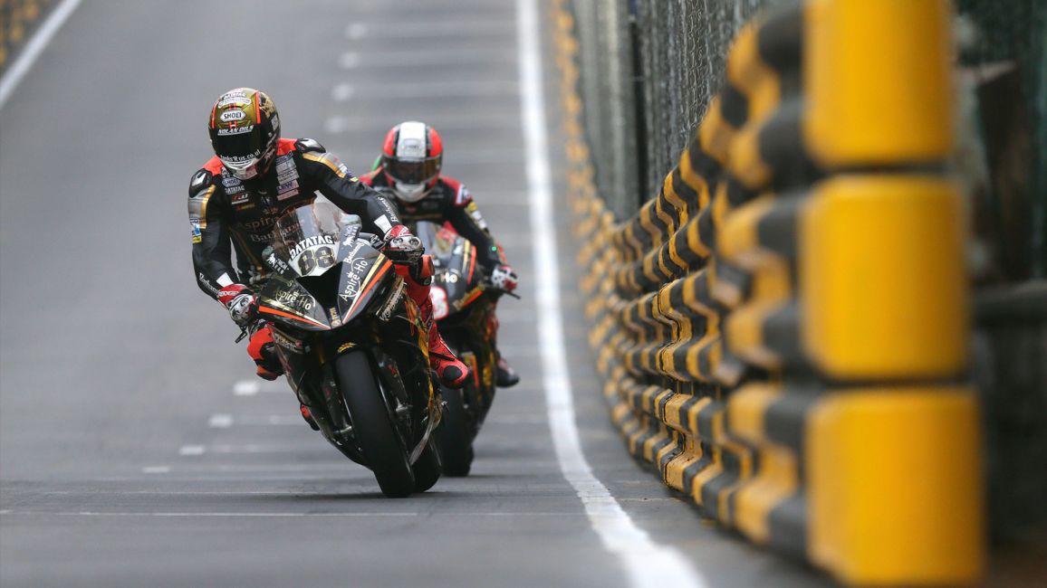 Hickman Heads Entry For 66th Macau GP