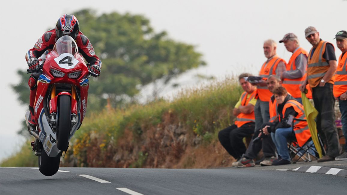 FREE ENTRY TO MOTORCYCLE LIVE FOR TT MARSHALS