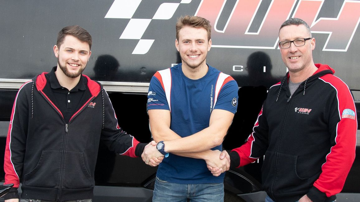 DALEY MATHISON COMPLETES HIS 2019 LINE UP WITH WH RACING