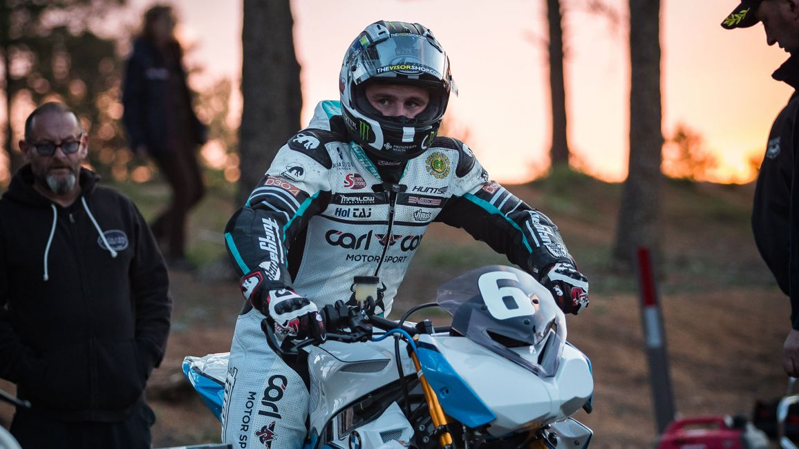 MICHAEL DUNLOP WITHDRAWS FROM PIKES PEAK DUE TO 'SERIOUS INJURY'