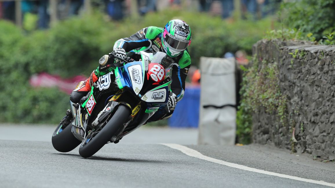 Michael Sweeney Confirms TT 2019 Plans