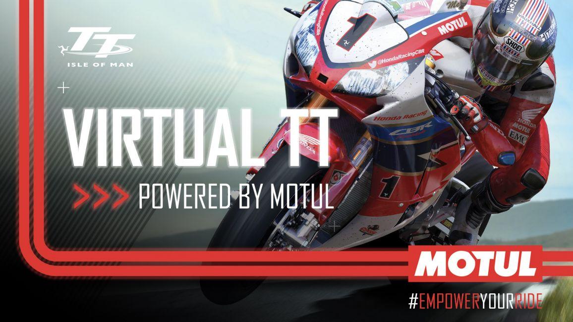 VIRTUAL TT POWERED BY MOTUL