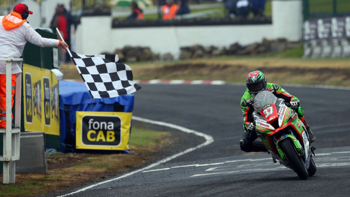 Hillier Shines At NW200