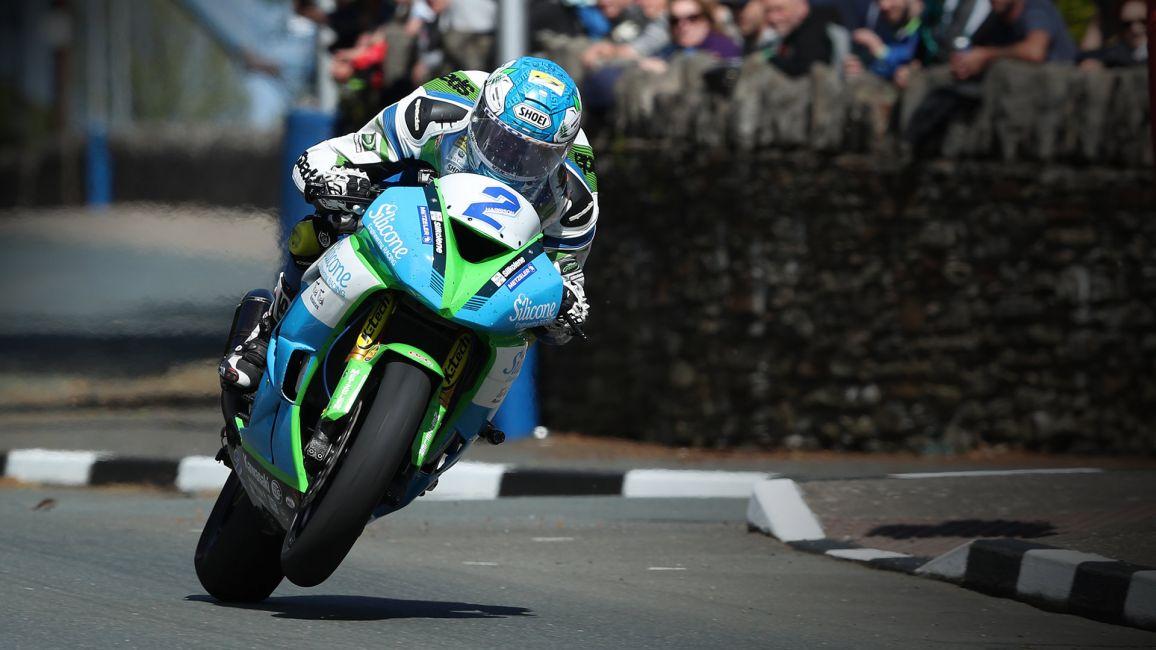 HARRISON TOPS OPENING QUALIFYING OF TT 2019