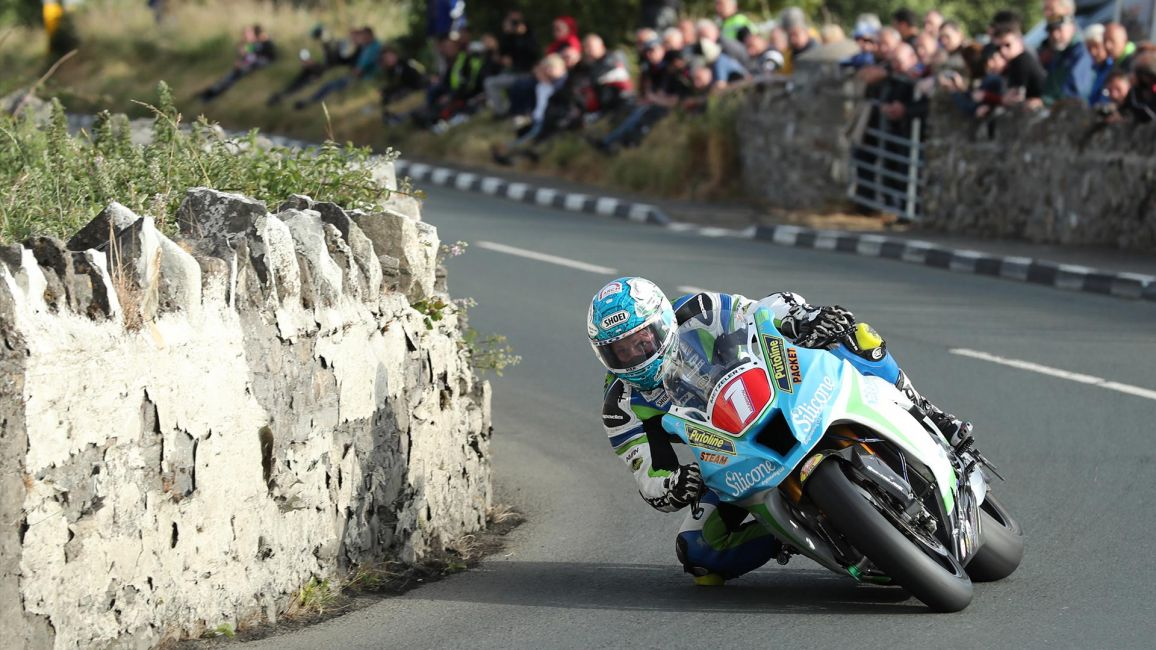 ROAD RACING RETURNS TO ISLE OF MAN WITH SOUTHERN 100