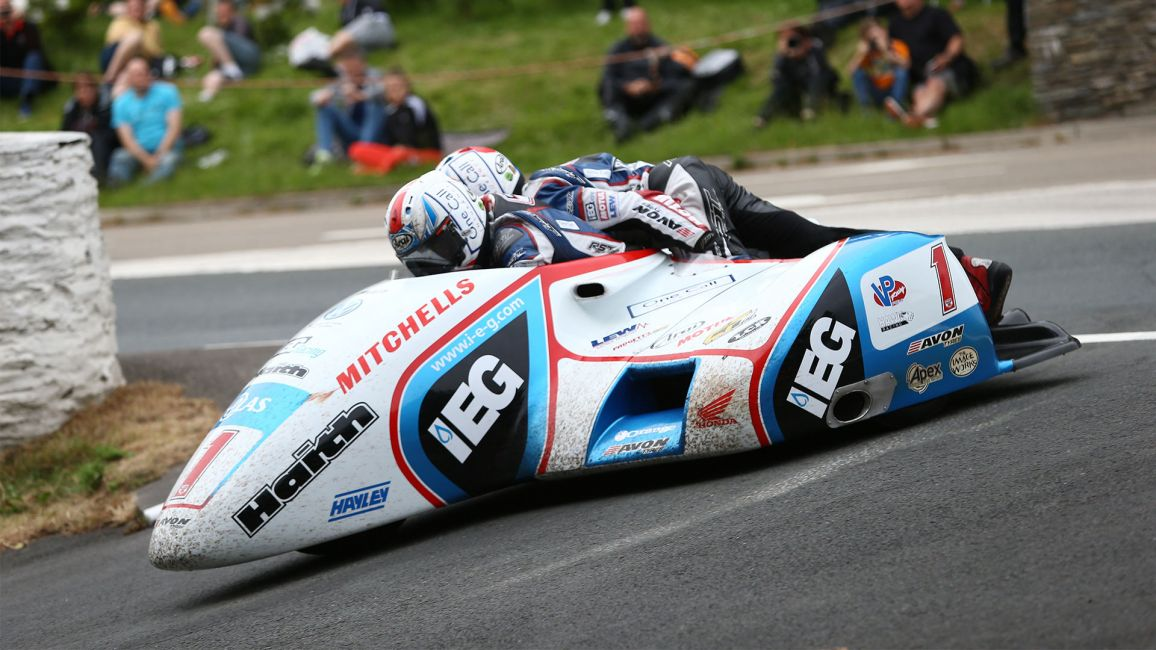 Sidecar Entries And Start Numbers Revealed For TT 2019