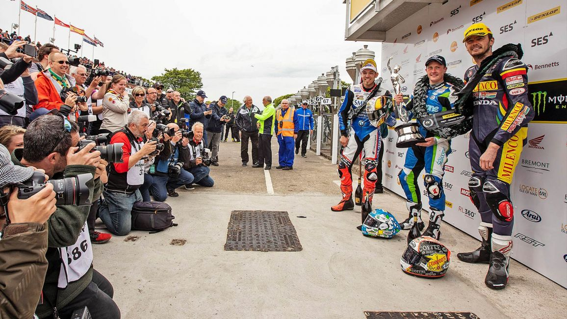 TT 2019 FINISHES IN SPECTACULAR STYLE