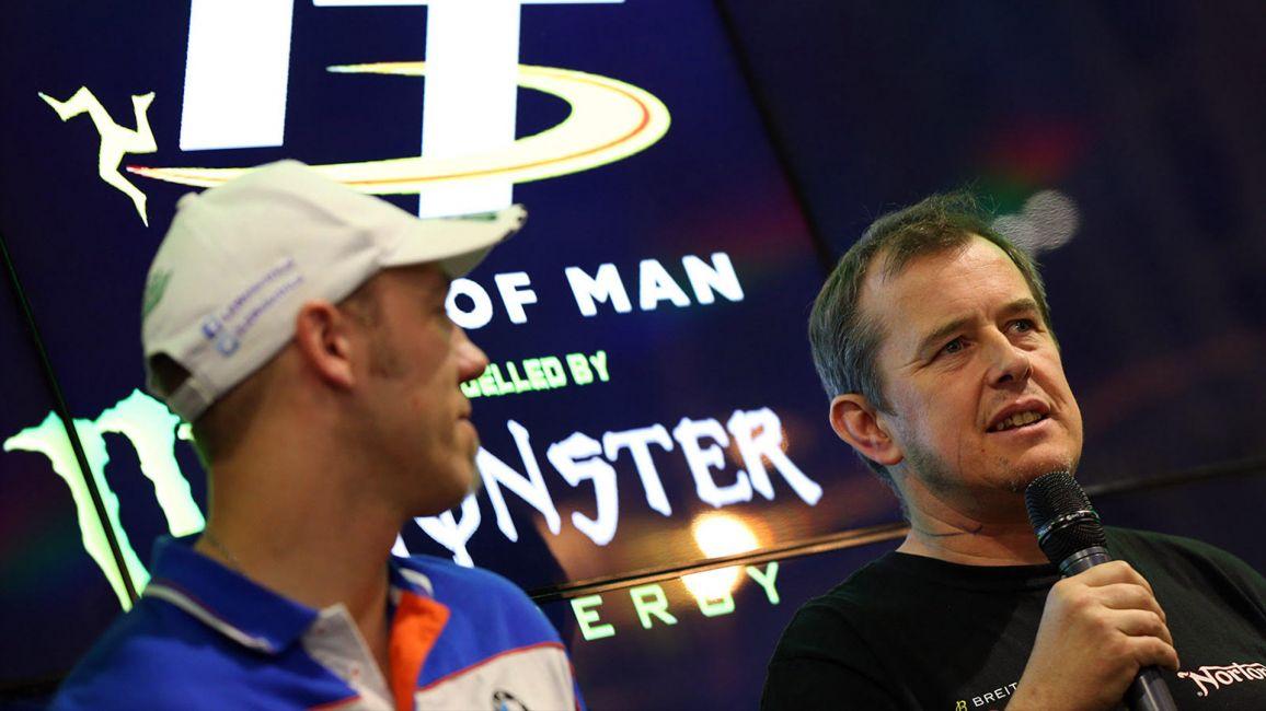 ISLE OF MAN TT RACES RETURNS TO MOTORCYCLE LIVE