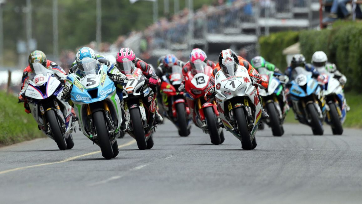 TT STARS BACK IN ROAD RACING ACTION AT ULSTER GP