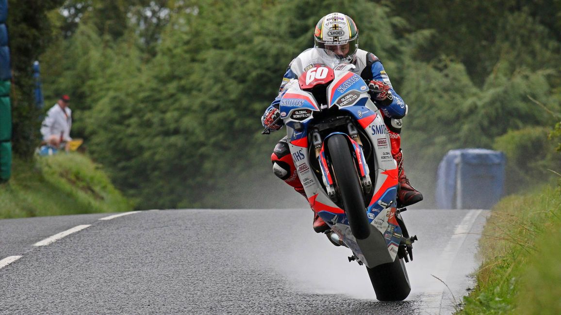 HICKMAN UNBEATABLE AT ULSTER GP