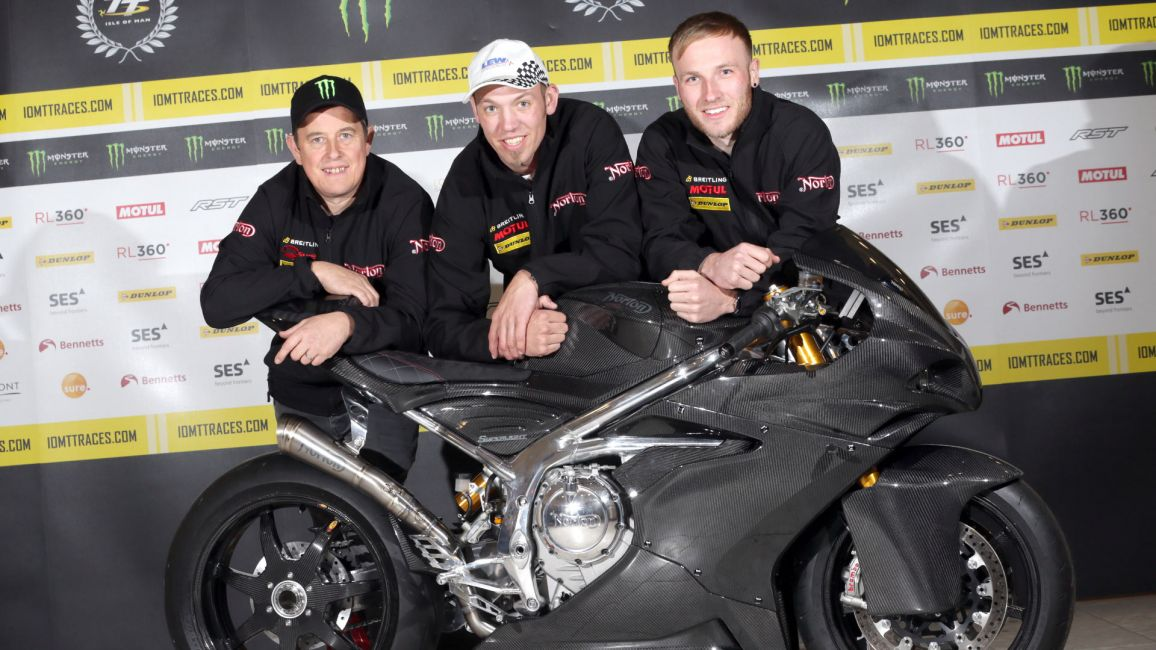 [Road racing] TT 2019  Norton-news2