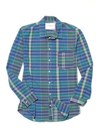 tops-the-real-madras-shirt-men-m-49