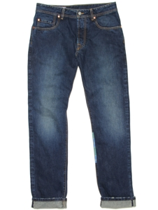 The Dark Indigo Jean
