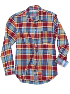The Real Madras Shirt