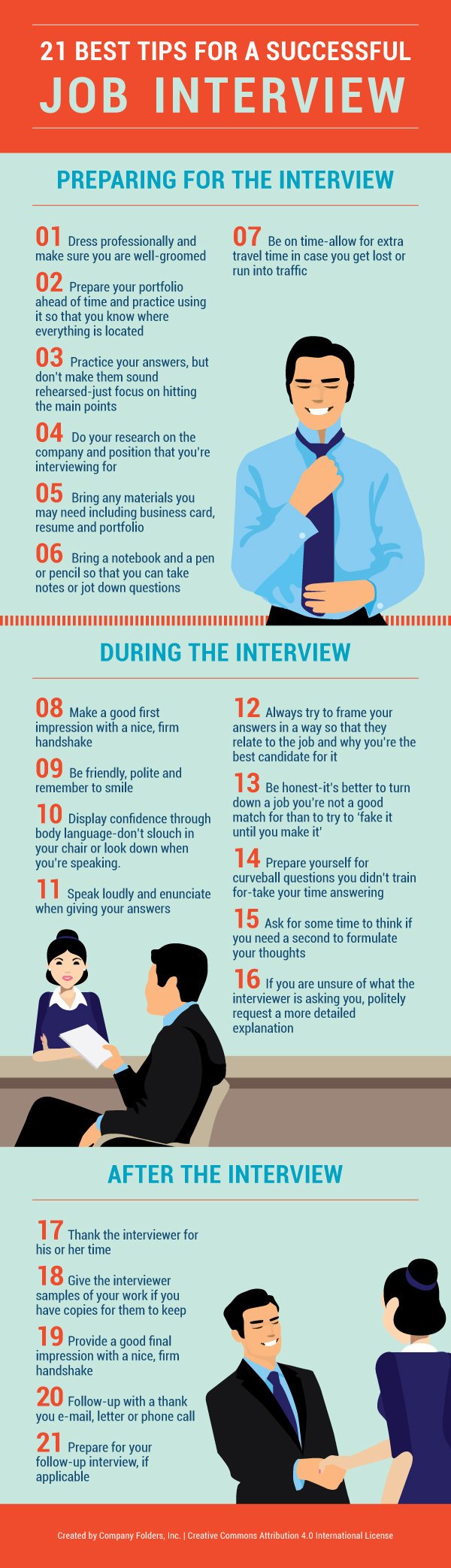 Interview Advice