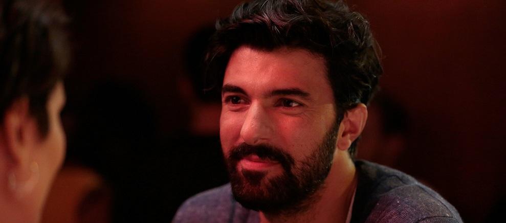 Engin Akyürek, yeni filmi Bir Aşk İki Hayat için saçını kesti