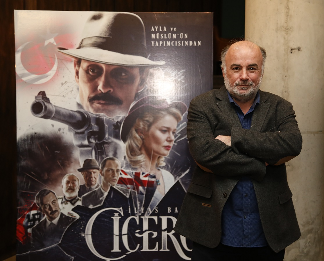 Erkan Kolçak Köstendil, Şebnem Bozoklu ve Ali Atay Turkish Dondurma filminin basın toplantısına katıldı 27