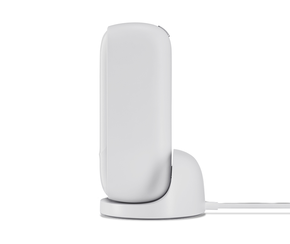 119 Single Charging Dock With Charger P2-40222_Base_Start f3 White_IMAGE3678_1000 x 840.png