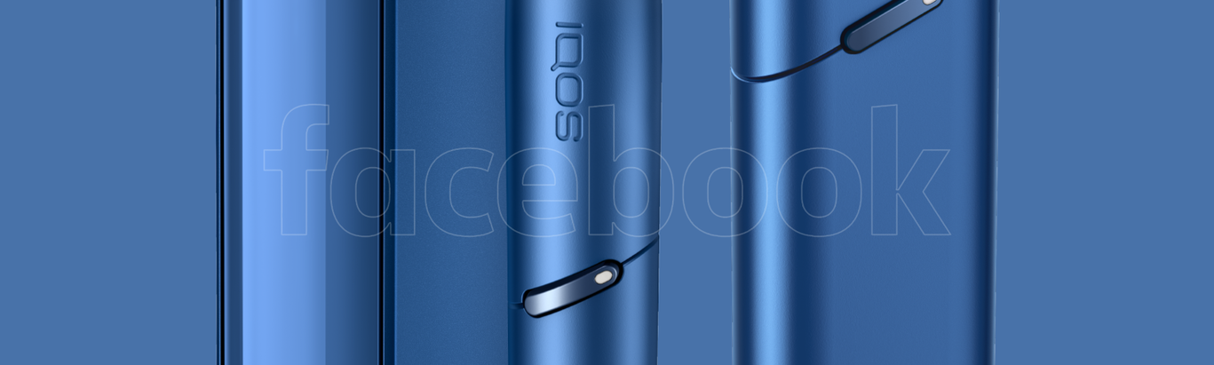 IQOS Macedonia, now on Facebook!