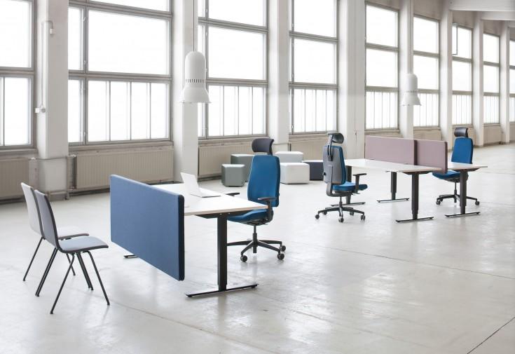Matrix-pöydät, Isku Interior
