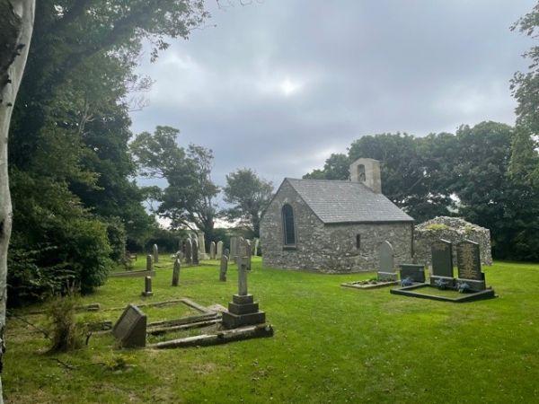 Lonan old church