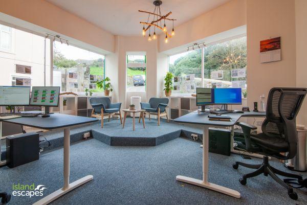 Port Erin office