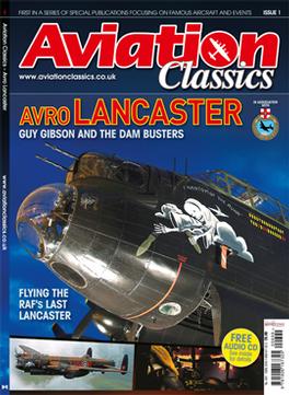 Avro Lancaster magazine
