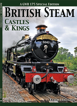 British Steam Castles And Kings