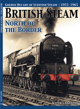 British Steam North Of The Border