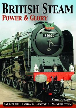 British Steam Power And Glory magazine