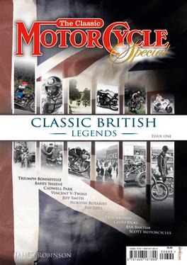 Classic British Legends Issue 1