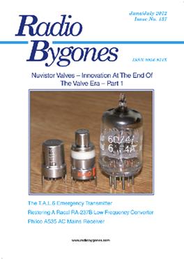 Radio Bygones magazine
