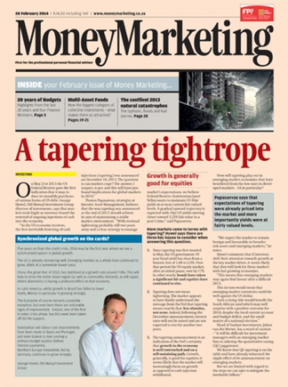 Money Marketing Newspaper