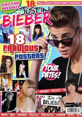 Girl Time Presents Justin Bieber