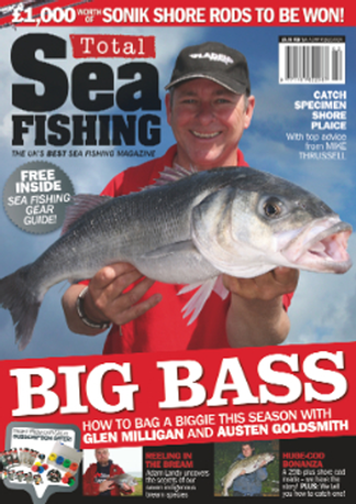 Total Sea Fishing magazine