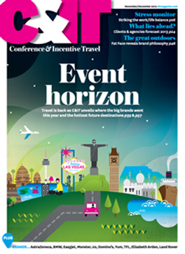 Conference And Incentive Travel magazine