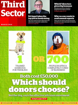 Third Sector magazine
