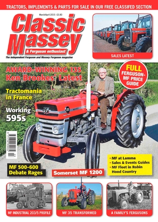 Classic Massey And Ferguson Enthusiast