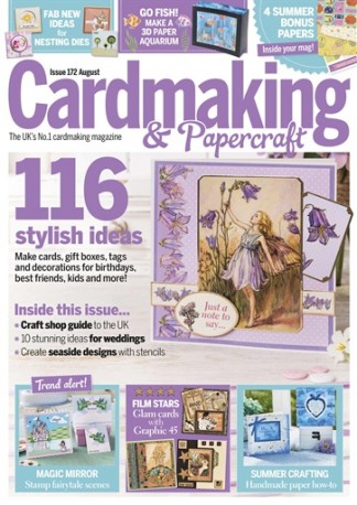 Cardmaking And Papercraft magazine