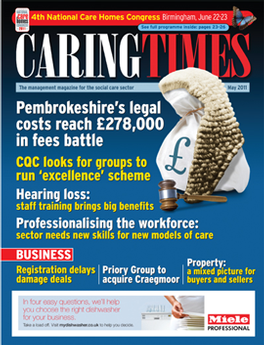 Caring Times magazine