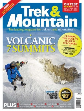 Trek And Mountain magazine