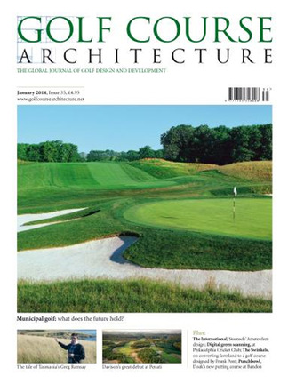 Golf Course Architecture