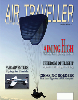 Air Traveller magazine