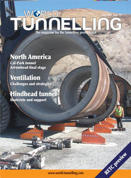 World Tunnelling And Trenchless World magazine