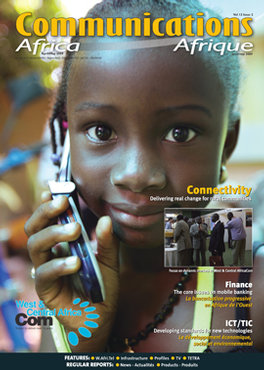 Communications Africa magazine