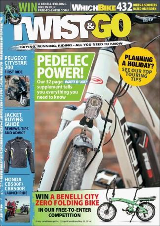Twist And Go magazine