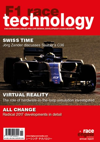F1 Race Technology