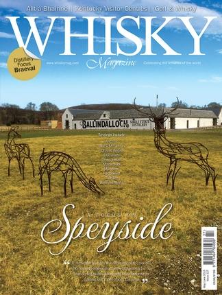 Whiskey magazine