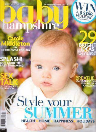Baby Hampshire